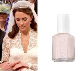 Catherine Middleton's Wedding Nails