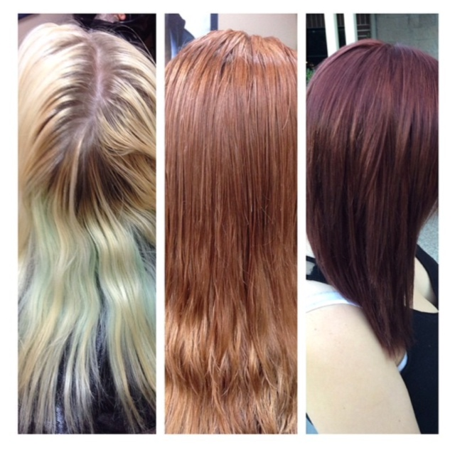 Color Correction After Repeated Home Bleaching