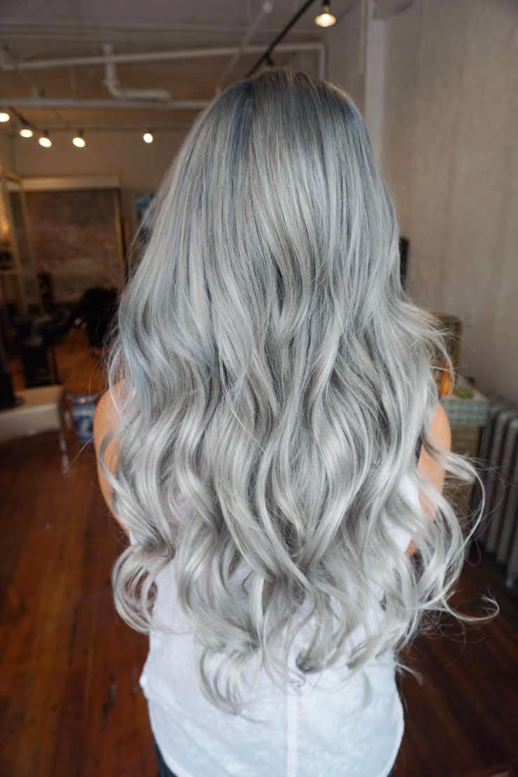 Black Hair Color Formula