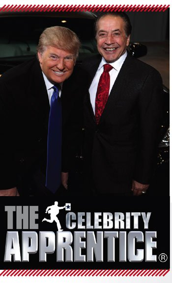 Farouk + The Donald = Must-See TV