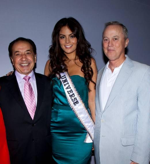 Farouk Shami Judges Miss Universe LIVE from Brazil