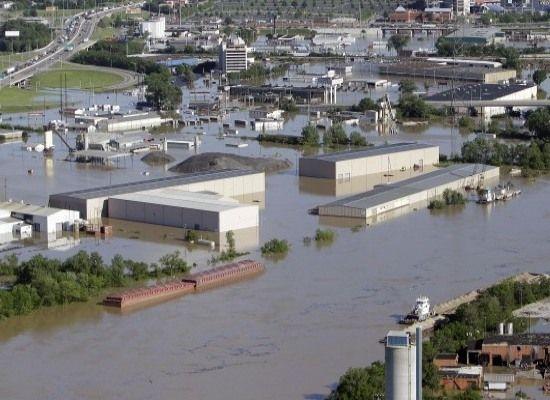 Southwest Storm Affects Salons