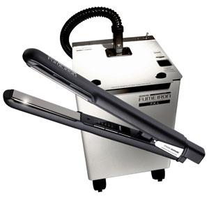 Inventor of the Izunami Fume Iron Explains New Salon Tool