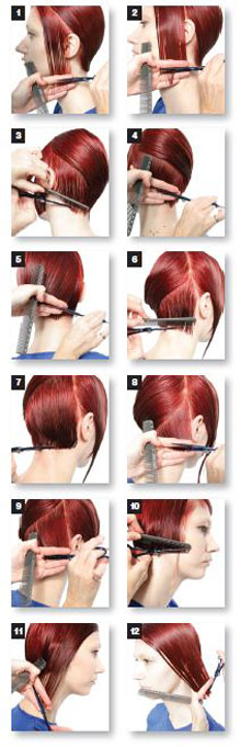 How To: Sanrizz Artistic Team's Fusion Cutting Step by Step
