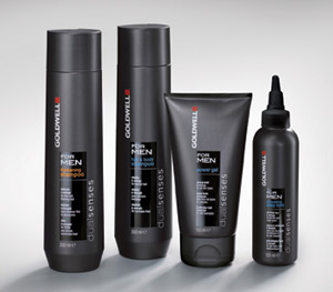 Goldwell launches line of men's hair products