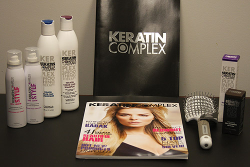 Keratin Complex's Frizz-Fighting Tour Comes to Chicago!