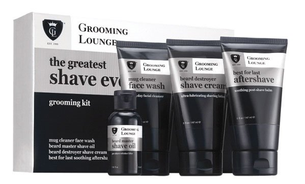 Grooming Lounge has new line of men's hair care products