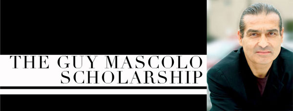 The Guy Mascolo Scholarship