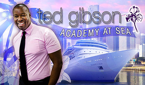 Set Sail with Ted Gibson and Jason Backe on an Educational Cruise