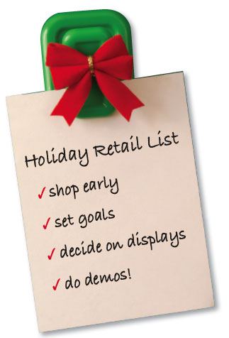 Top 10 List for Holiday Retail Success