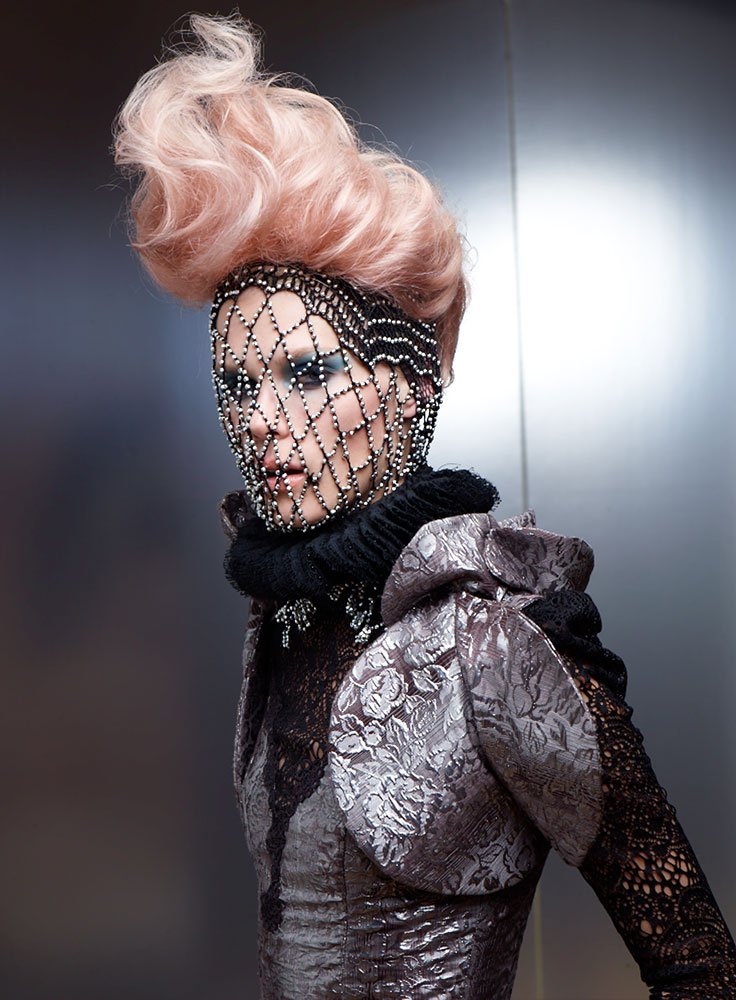 "Hunger Games: Catching Fire ""Capitol Couture"" Hair"