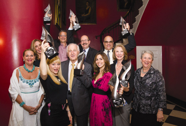 ICMAD presents annual cosmetics awards