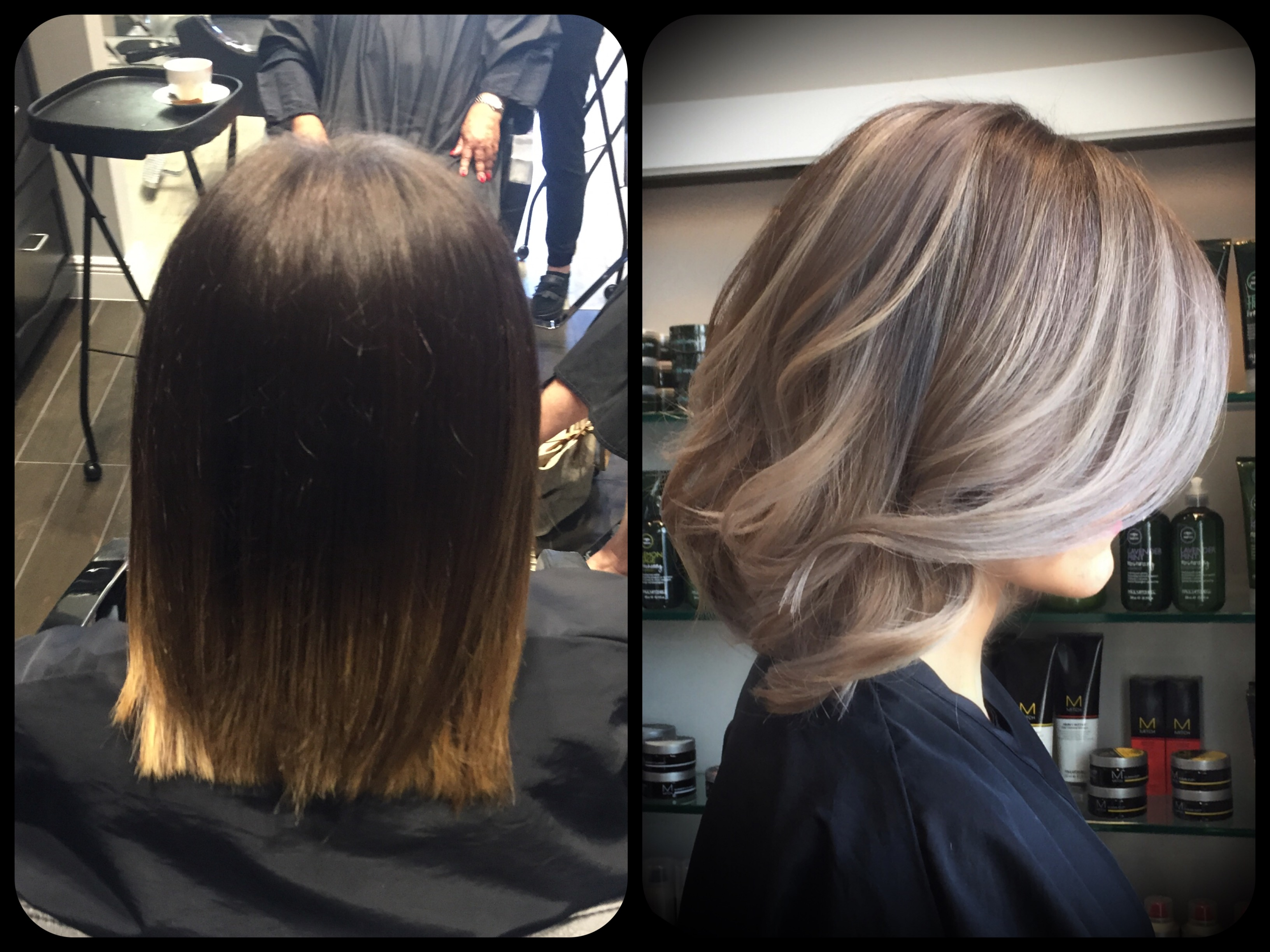 TRANSFORMATION: Going Chrome - Career - Modern Salon