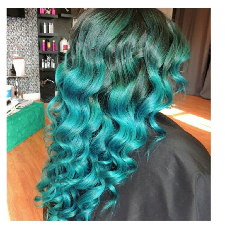 EMERALD ENVY:  A Pravana Formula by Jake Tafoya