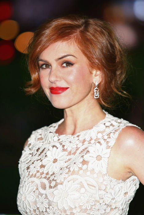 HOW TO: Isla Fisher's Faux Bob