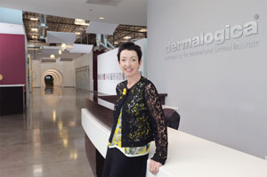 Salon Services and Dermalogica Host Skinposium
