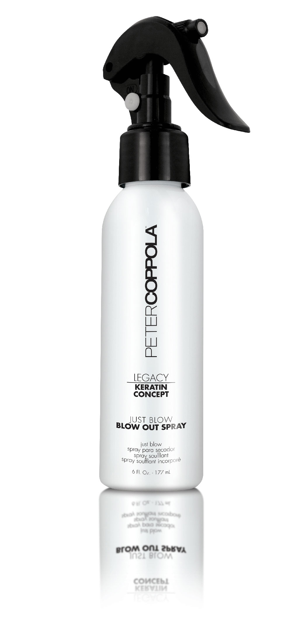 Peter Coppola Keratin Concept's Just Blow-Blow Out Spray