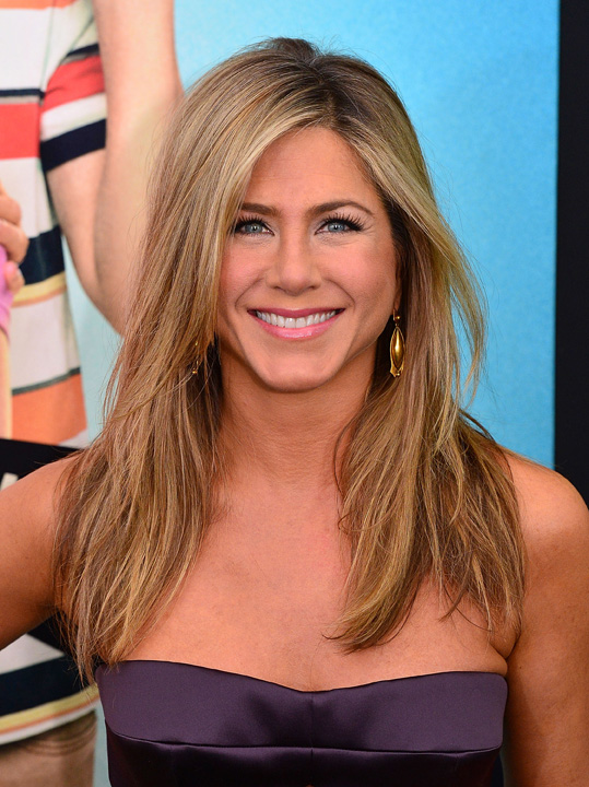 Jennifer Aniston's Soft, Sexy Premiere Stying by Chris McMillan