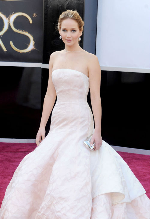 4 Awesome Updos from the Oscars