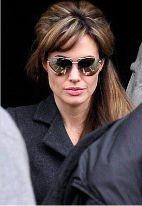 Angelina Jolie's New 'Do
