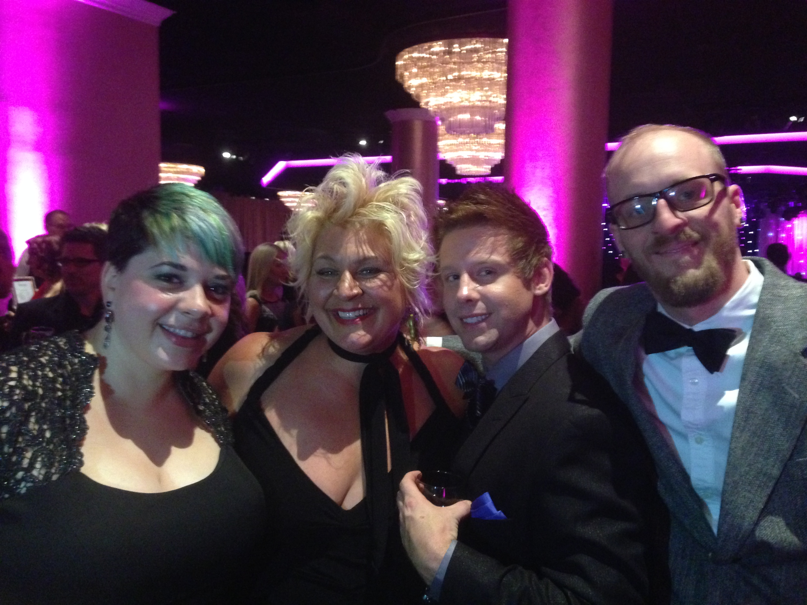 MODERN REPORTS: Paul Mitchell FUNraising 2014 Gala