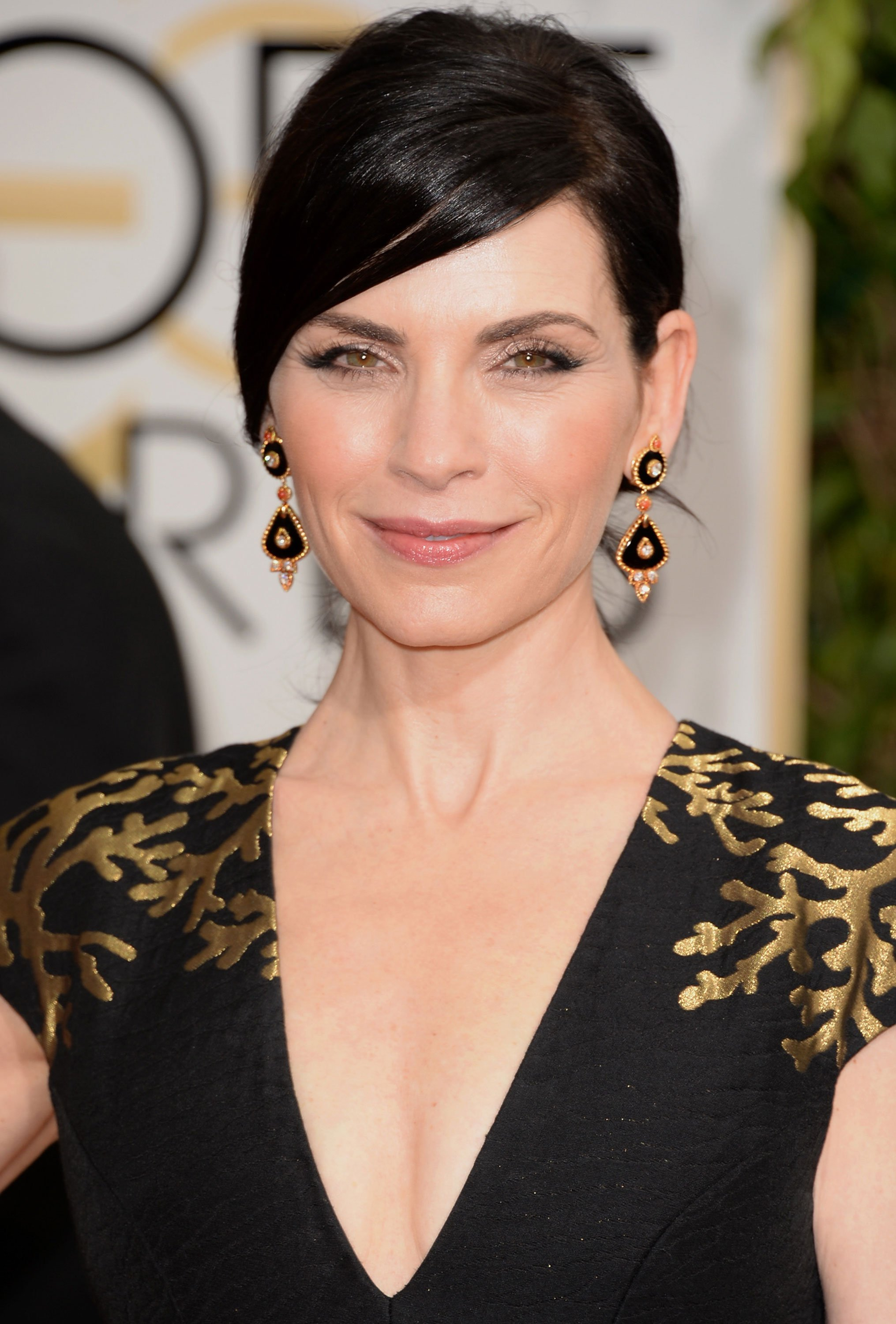 2014 GOLDEN GLOBES: Julianna Margulies by Chris McMillan