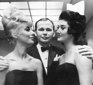 Hairdresser Kenneth Dies at 86