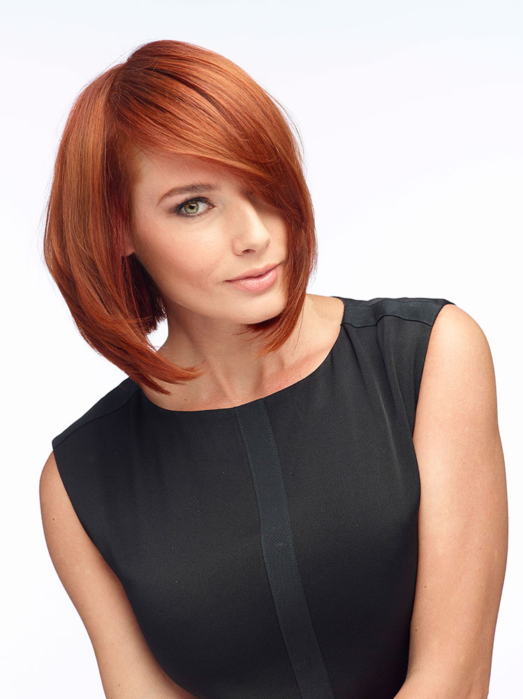 HOW-TO: Refined Redhead by Kenra Professional's Robb Dubré