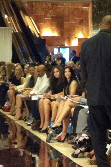 Front of House at Sherri Hill: Hosted by Kendall Jenner