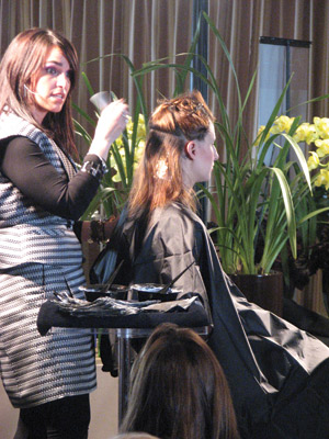 L'anza unveils new style collection in West Hollywood