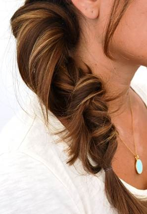 Move Over Fishtail Braid - Meet the Lobster Tail Twist!