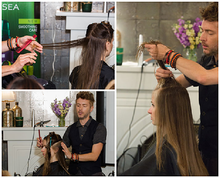 HOW-TO: 2 Long Layered Haircuts (With Steps!) by Frank Barbosa