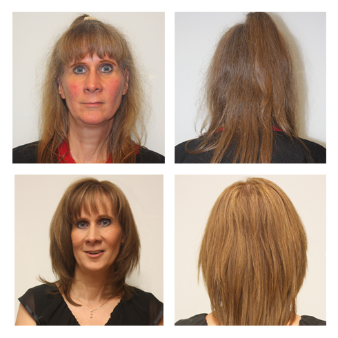 Keratin Complex Complete Makeover With Before and After Photos!