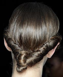 Guido Creates Stunning Looks at Louis Vuitton