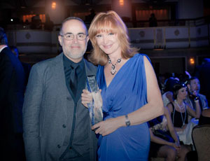 Intercoiffure Honors Vivienne Mackinder