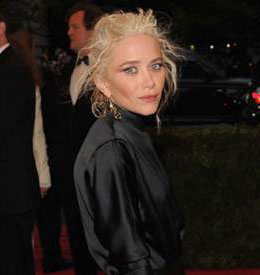 Charley Brown Coifs Mary Kate Olsen for Met Ball