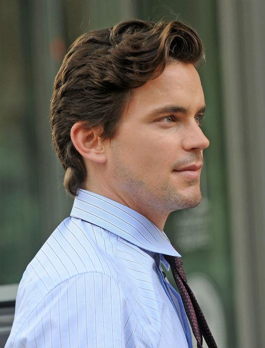 Celebrity Men's Styles: An Ode to Matt Bomer
