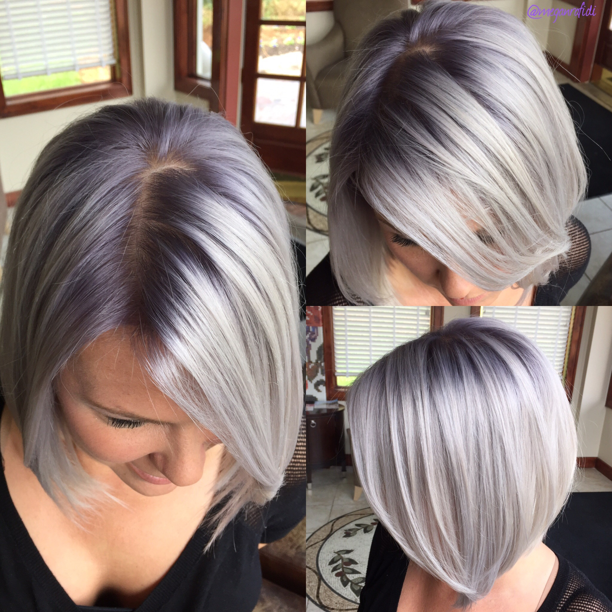 THE JOURNEY: Classic Blonde to Pink Root Shadow to