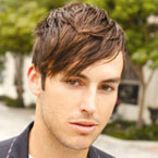 Hot hair color and cut looks for men