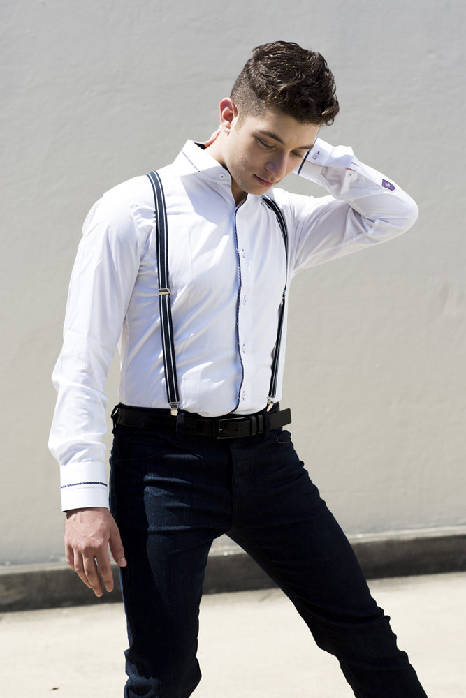 COLLECTION: 6 Tailored Elegant Men's Hair Styles