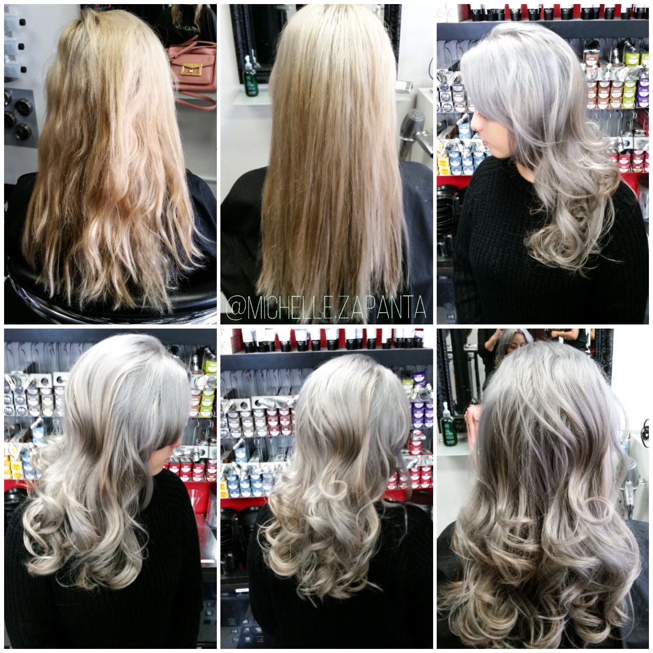 How To Silver Ash Blonde Career Modern Salon