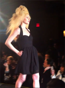 FASHION WEEK: Minardi and Joico at Texture on the Runway
