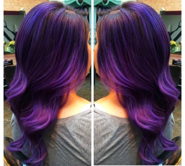 ion color purple