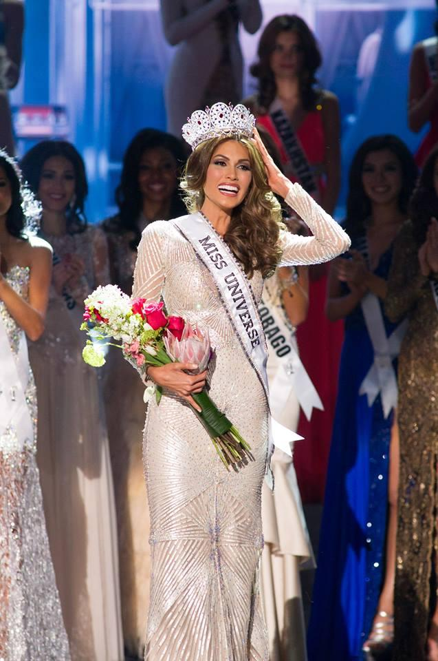 CHI Crowns Miss Universe with Winning Curls