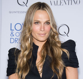 Molly Sims Hair Color