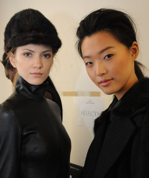 FASHION WEEK: Enhanced Natural Beauty at Monika Chiang