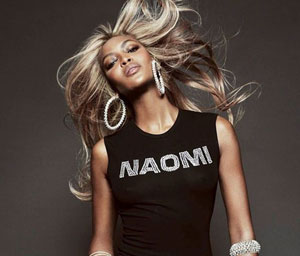 Oribe Styles Naomi Campbell