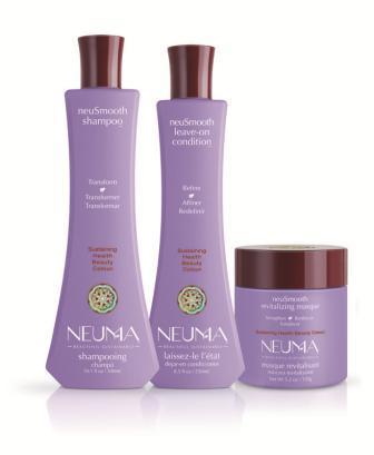 Neuma neuSmooth for Frizz Free, Hydrated Hair