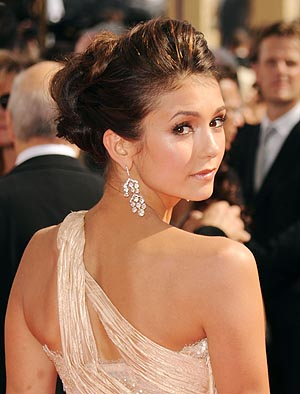 Extravagant Updos at the 2010 Emmy Awards