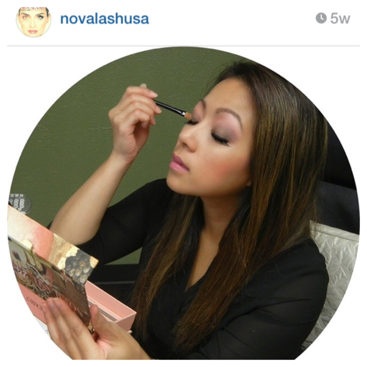 EYESHADOW CHALLENGE: NovaLash Wants to See Yours